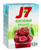 Сок J7 вишневый 0,2 л
